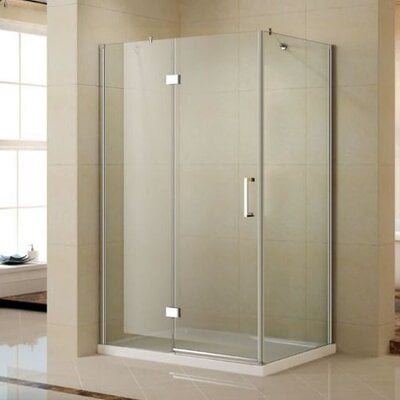 CABINA DUS  ON500 1200X1950 RGH. CLEAR CHROME